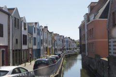 Kanal in Amiens