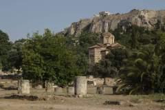 Kirche der heiligen Apostel in Athen