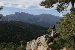 """Aussichtspunkt auf dem Weg zur """"Trou de la Bombe"""""""