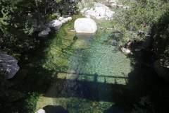 Flussbad gefälig?