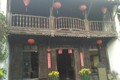 Traditionelles Haus in Hoi An
