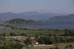 Bick auf den Pamvotida-See
