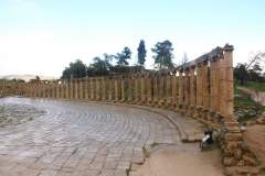 Oval Forum of Jerash