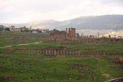 Site of Jerash