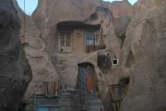 Blick auf ein Haus in Kandovan