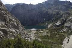 Blick auf den Lac de Melo