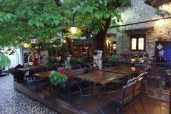 Nettes Restaurant in Mostar