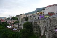 Blick auf Bazaar und Altstadt