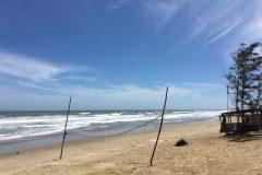 Strand vor dem Long Son Campground