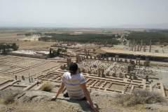 Blick über Persepolis