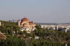Die Kirche des heiligen Paulus