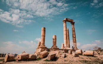 Herkules-Tempel in Amman