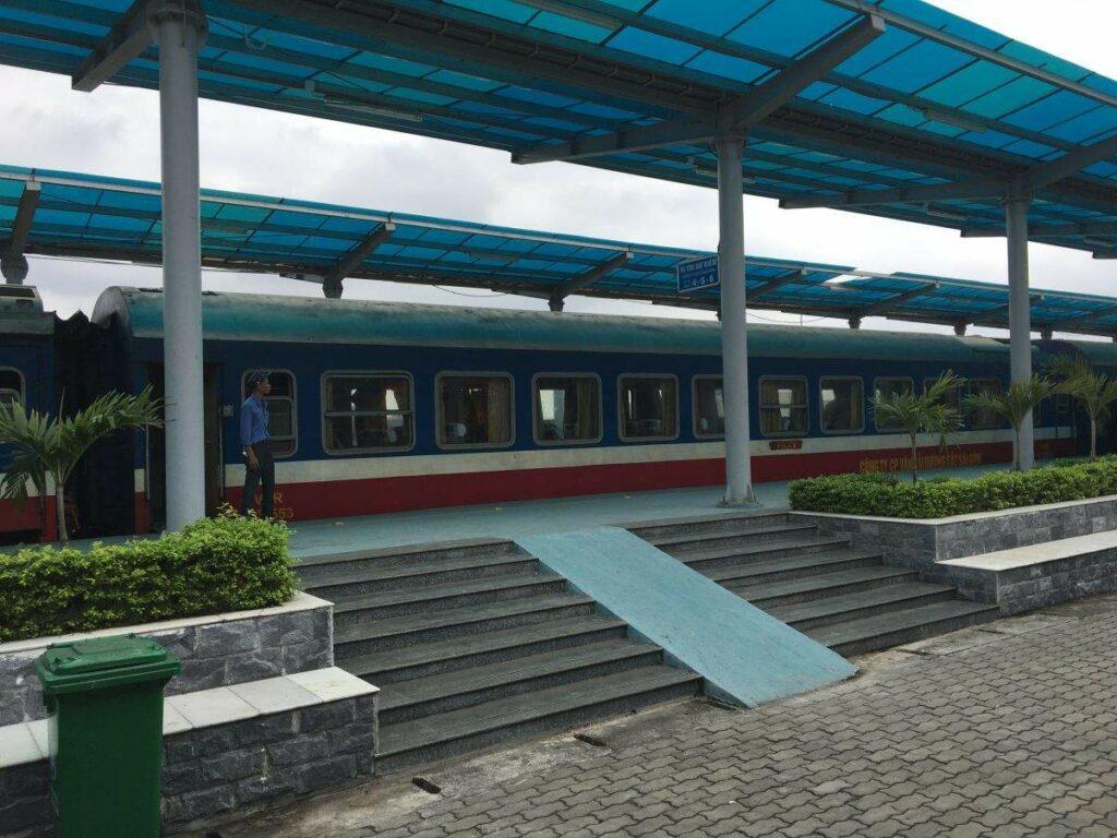 Bahnhof Ninh Binh